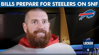 """Go Into the Playoffs Strong"" 