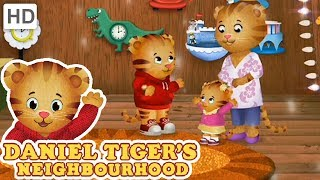 Daniel Tiger  Let's Go to the Clock Factory! | Videos for Kids