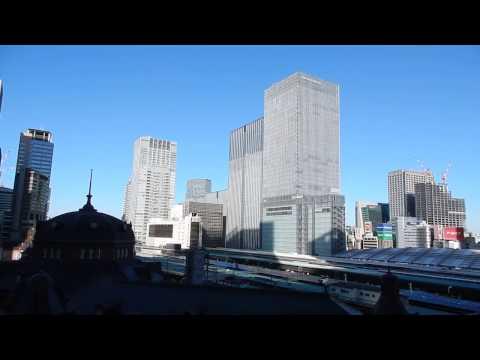 Tokyo Buildings from 'Kitte' @ Marunouchi, Japan