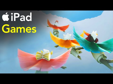 Top 10 IPad Games 2019