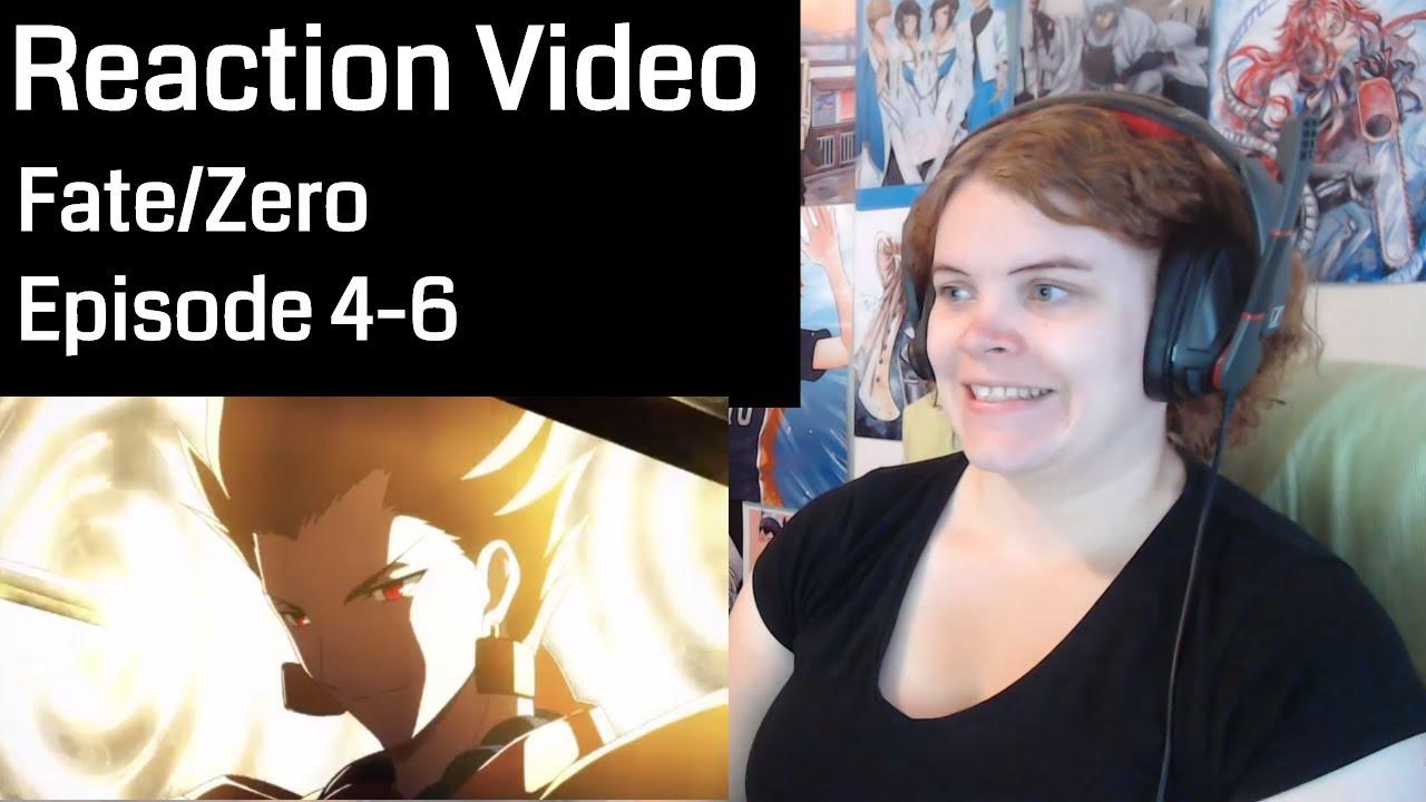 Download Fate/Zero Episode 4-6 Reaction