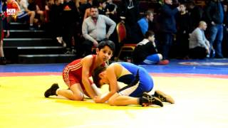 Всероссийские соревнования по вольной борьбе(, 2017-02-05T17:11:07.000Z)