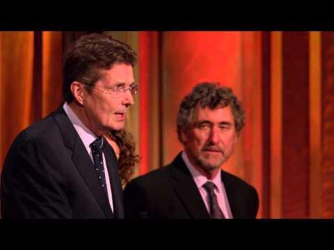 Martin Smith - United States of Secrets - 2014 Peabody Award Acceptance Speech