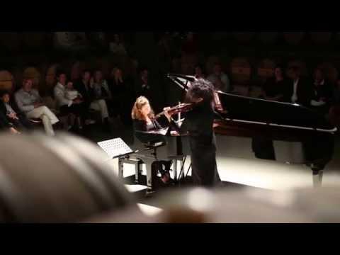 Melodia del Vino 2014 - Nemanja Radylovic e Susan Manoff