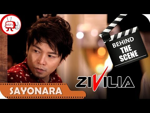 Zivilia - Behind The Scenes Video Klip Sayonara - TV Musik Indonesia