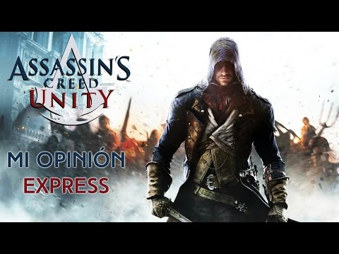 Assassin's Creed: Unity (2014) - Mi opinión / crítica EXPRESS