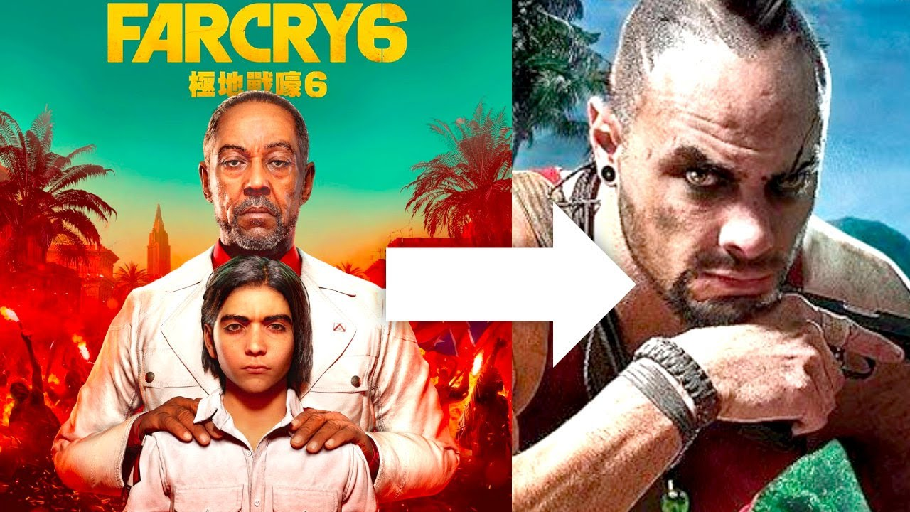 Yes, 'Far Cry 6' Is Almost Certainly A Vaas 'Far Cry 3' Prequel