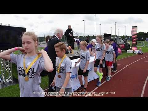 County Durham School Games 2017