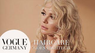 Vogue Präsentiert: Der Dyson Supersonic Haartrockner Mit Melisa Cebeci