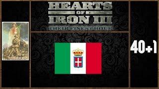 Hearts Of Iron III Italia Gameplay ITA #40+1 - Invasione Dell