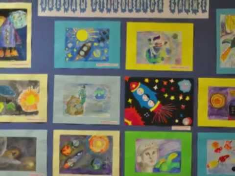 поделки ко дню космонавтики своими руками фото