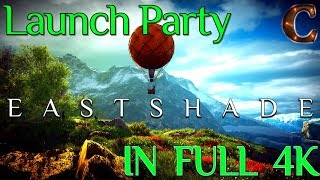 Eastshade, Launch Party in Full 4K! Part 1: Welcome to a Gorgeous 3D Indie Adventure