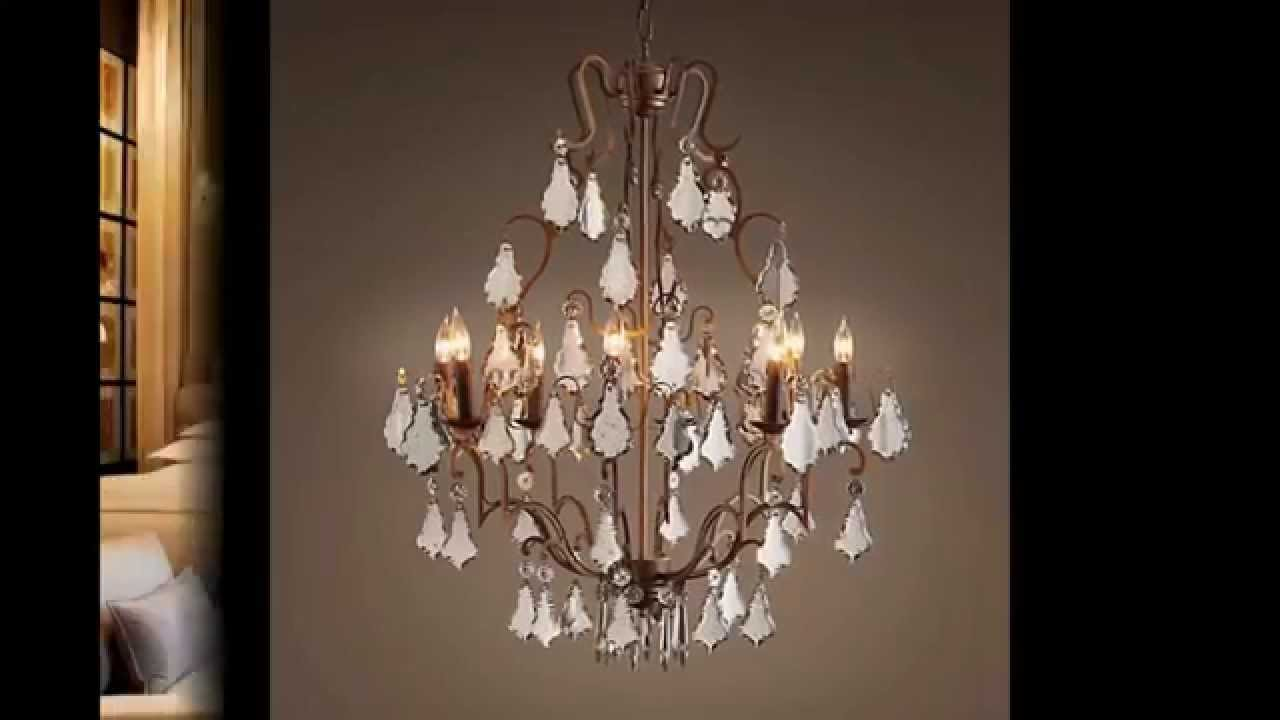 Restoration hardware chandelier by camacoeshn youtube restoration hardware chandelier by camacoeshn aloadofball