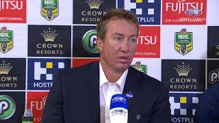 NRL Press Conference: Sydney Roosters - Round 22