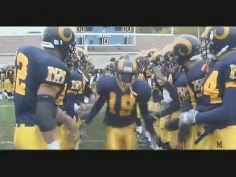 Marquette High School Football 2002