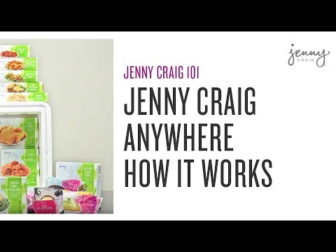 Jenny Craig Online: At Home & On Your Schedule - Jenny Craig