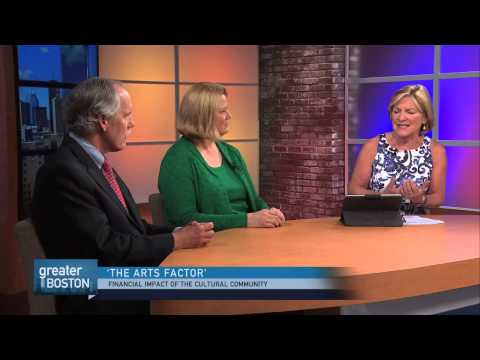 Greater Boston: The Arts Factor