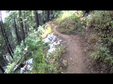 Pine Ridge Trail To Sykes Hot Springs Big Sur, CA
