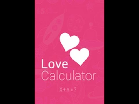 Love Calculator Android App from AstroVed
