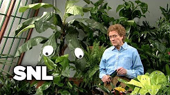Googly Eyes Gardener - Saturday Night Live