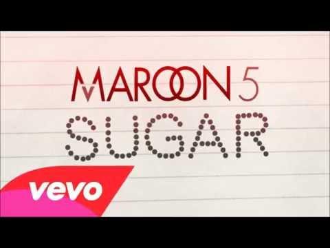 Maroon 5 - Sugar (Audio - ITunes)