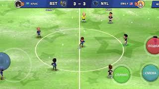 Матч по мини футболу