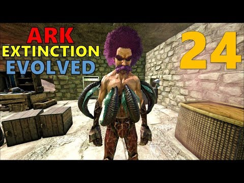 [24] WE'RE GOING LEECH HUNTING (ARK Extinction Evolved)