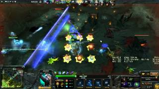 29.10.2013 Dota2 European Elite League (w/ Bzz, Dread, G-Spott, Yol, Mag, Jackal) @Part 1@