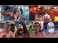 WWE 2K19 - 43 Highly Rated Created Wrestlers You Should Download Now