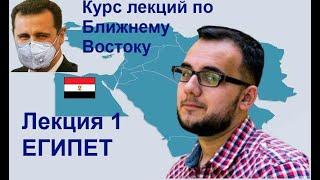 Политическая система Египта и его роль в регионе. Лектор: И. Куса