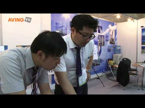 KOREA Wind Energy Industry Association in ENTECH KOREA