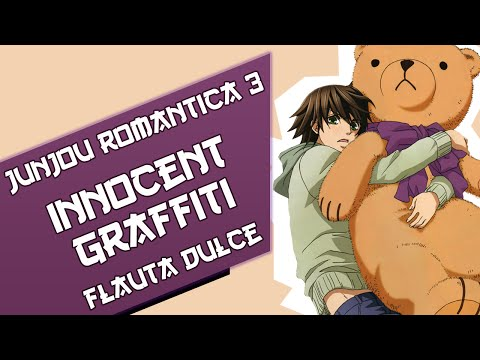 Innocent Graffiti - Junjou Romantica 3 - Recorder Notes