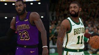 NBA 2K19 Top 10 Best City Edition Jerseys! 6c9131a12