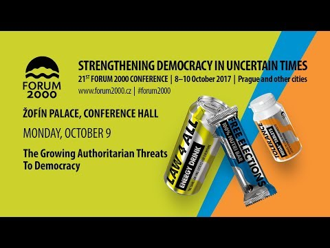 The Growing Authoritarian Threats to Democracy - 21st Forum 2000 Conference