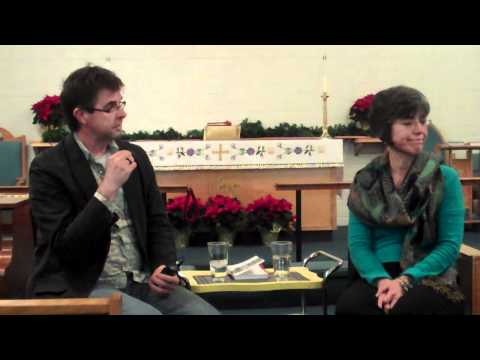 Our Family Outing - Joe Cobb and Leigh Anne Taylor Discuss Their Memoir, January 2012 (part 1)