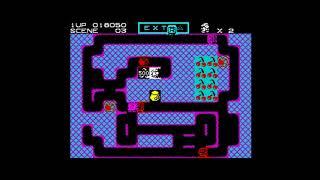 Mr. Do! - unofficial ZX Spectrum conversion (work-in-progress).