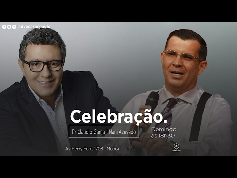 Culto de Celebração | Pastor Cláudio...