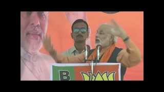 The Ultimate Black Money Medley by Narendra Modi