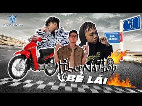 BẺ LÁI - HIBERNATION (DannyB x NamCrea x REk) [Official Lyrics Video]