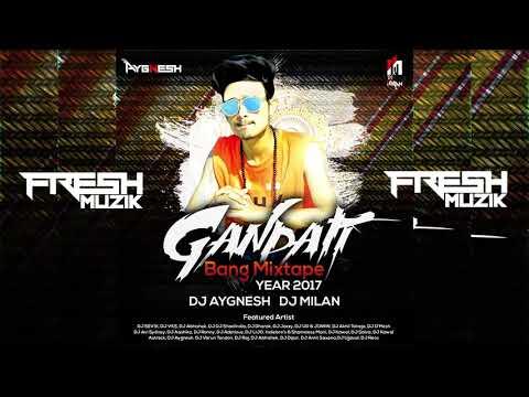 Ganpati Bang 2017 Mixtape   Best Of Bollywood Songs   DJ Aygnesh & Dj Milan