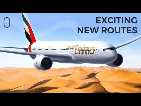 Emirates Goes Smaller: The 787-9 And A350-900 Will Open Up New Exciting Routes