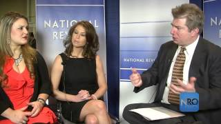 National Review Interview with Amber Barno & Jane Horton at CPAC 2014