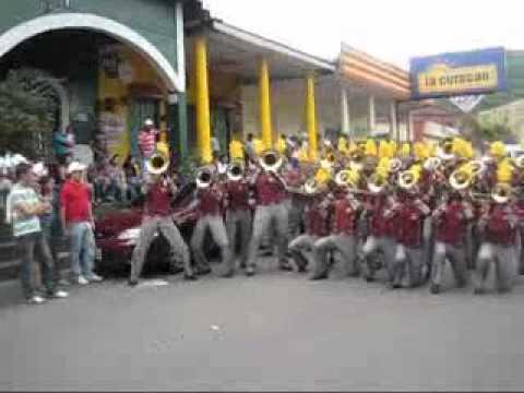 Coruña Marchign Band Big Ballin  san vicente festival de bandas