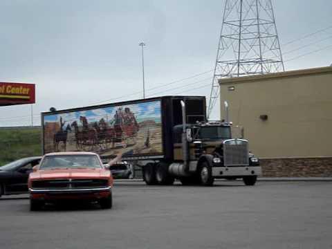 Smokey And The Bandit Kenworth Truck Dukes Of Hazzard