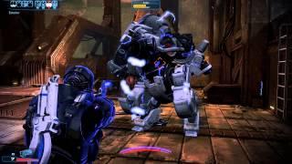 Mass Effect 3: Human Vanguard Platinum Solo in 50:10