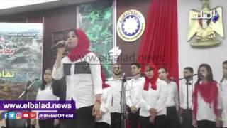 محافظ الدقهلية يشهد الاحتفال بذكرى انتصارات 6 أكتوبر .. فيديو وصور