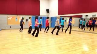 Bush Party - Line Dance (Dance & Teach in English & 中文)