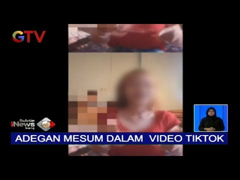 VIRAL! Video Tik Tok Adegan M3sum Pasangan Remaja - BIS 24/02