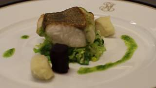 Sandre - La Cuisine Diplomatique / Судак - Дипломатическая кухня