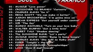 THE SOULPARANOS Mix 1H HQ SOUL FUNK DISCO #07